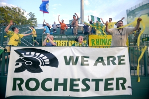 Courtesy of Rochester Rhinos