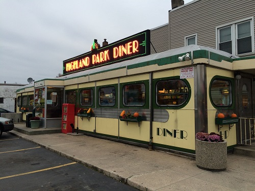 Rochester Highland Park Diner